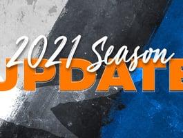West Coast Rangers 2021 season board update